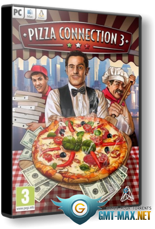 Pizza Connection 3 v.1.0.6731.25871 (2018/RUS/ENG/Лицензия)
