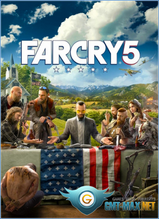 Far Cry 5 Crack (2018/RUS/ENG/Crack by CPY)