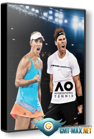 AO International Tennis (2018/ENG/Пиратка)