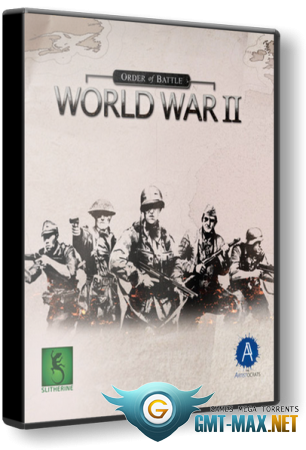 Order of Battle: World War 2 v.9.0.0 + 14 DLC (2018/RUS/ENG/GOG)