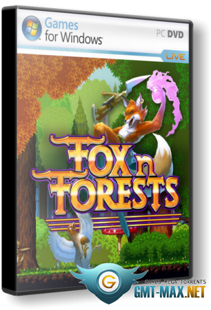 FOX n FORESTS (2018/ENG/Пиратка)