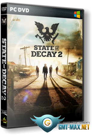 State of Decay 2 (2018/RUS/ENG/Пиратка)