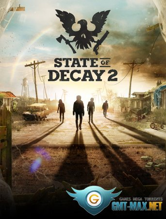 State of Decay 2 Crack (2018/RUS/ENG/Crack by CPY)