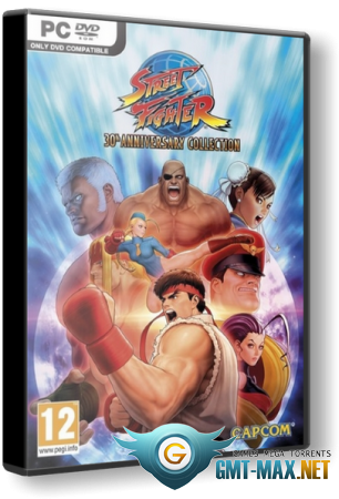 Street Fighter 30th Anniversary Collection (2018/ENG/Лицензия)