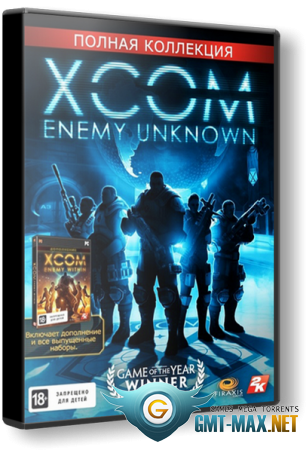 XCOM: Enemy Unknown Complete Pack (2014/RUS/ENG/GOG)