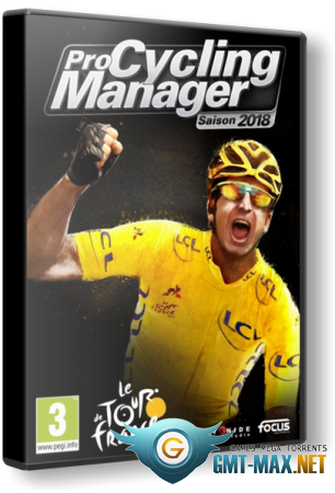 Pro Cycling Manager 2018 (2018/ENG/Лицензия)