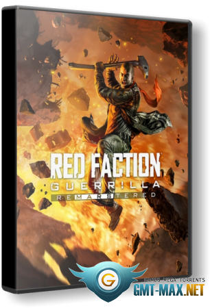 Red Faction: Guerrilla Re-Mars-tered (2018/RUS/ENG/RePack от xatab)