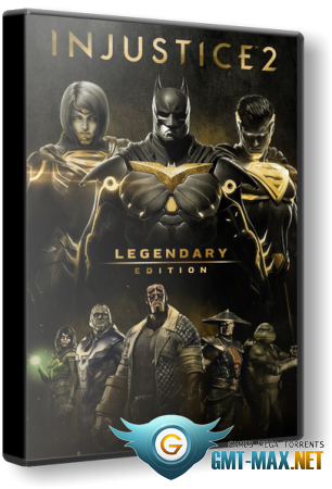 Injustice 2: Legendary Edition [Update 11 + DLC] (2017/RUS/ENG/RePack от xatab)