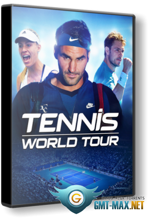 Tennis World Tour (2018/RUS/ENG/Лицензия)