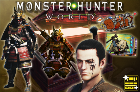 MONSTER HUNTER: WORLD (2018/RUS/ENG/Лицензия)