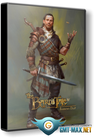 The Bard's Tale IV: Barrows Deep [Update 3] (2018/RUS/ENG/GOG)
