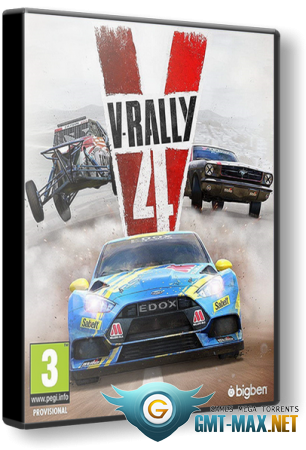 V-Rally 4: Ultimate Edition v.1.08 + DLC (2018/RUS/ENG/Лицензия)