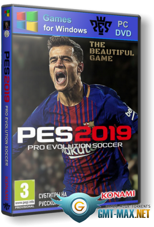 PES 2019 / PRO EVOLUTION SOCCER 2019 (2018/RUS/ENG/Steam-Rip)