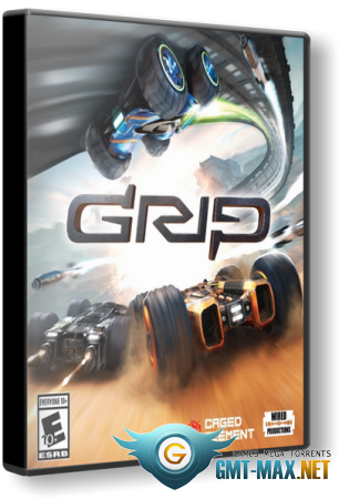 GRIP: Combat Racing (2018/RUS/ENG/Лицензия)