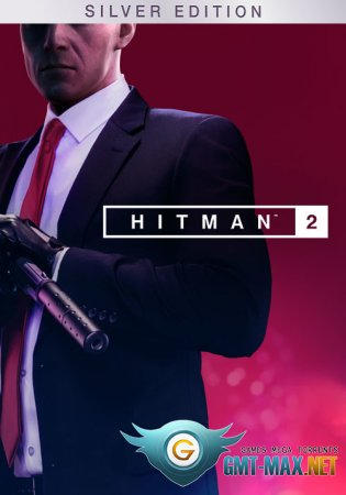 HITMAN 2 Crack (2018/RUS/ENG/Crack by CPY)