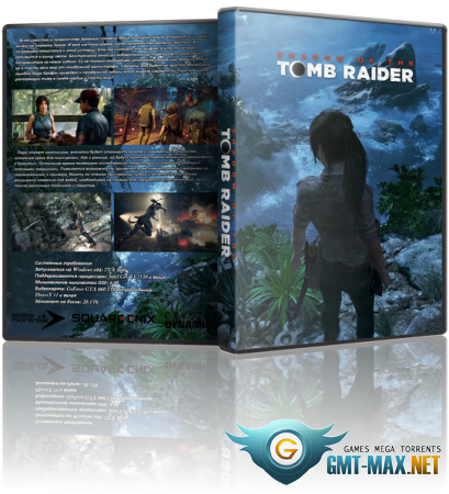Shadow of the Tomb Raider Croft Edition v.1.0.292.0 (2018/RUS/ENG/RePack от R.G. Механики)