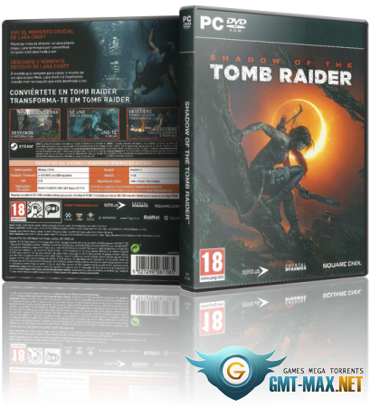Shadow of the Tomb Raider Croft Edition (2018/RUS/ENG/Steam-Rip)