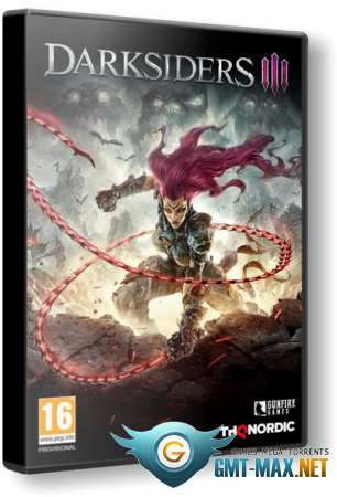 Darksiders 3: Deluxe Edition v.1.4a + DLC (2018/RUS/ENG/GOG)