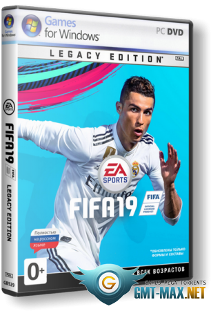 FIFA 19 / ФИФА 19 Ultimate Edition (2018/RUS/ENG/RePack от xatab)