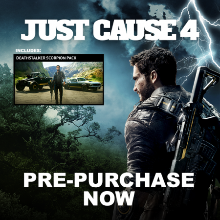 Just Cause 4 Gold Edition (2018/RUS/ENG/CPY)