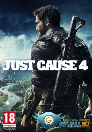Just Cause 4 Crack (2018/RUS/ENG/Crack by CPY)
