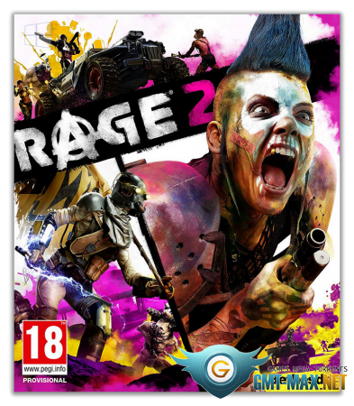 RAGE 2 Crack (2019/RUS/ENG/Crack by CODEX)