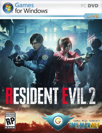 RESIDENT EVIL 2 / BIOHAZARD RE:2 Crack (2019/RUS/ENG/Crack by CODEX)