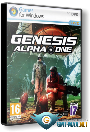 Genesis Alpha One (2019/RUS/ENG/EpicStore-Rip)