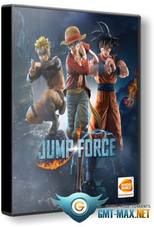 JUMP FORCE Ultimate Edition (2019/RUS/ENG/Лицензия)