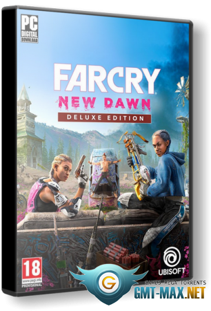 Far Cry New Dawn Deluxe Edition (2019/RUS/ENG/RePack от xatab)