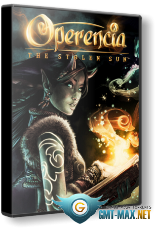 Operencia: The Stolen Sun Explorer's Edition (2019/RUS/ENG/RePack от xatab)