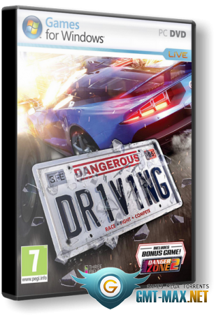 Dangerous Driving (2019/ENG/Лицензия)