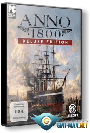 Anno 1800 Deluxe Edition (2019/RUS/ENG/Uplay-Rip)