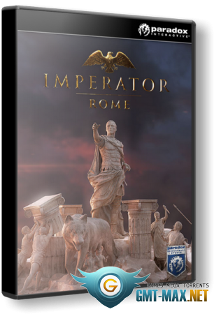 Imperator: Rome Deluxe Edition v.1.1.1 + 4 DLC (2019/RUS/ENG/Лицензия)