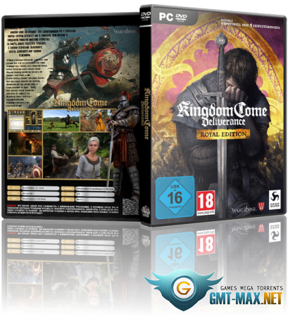 Kingdom Come: Deliverance Royal Edition v.1.9.6-404-504u + Все DLC (2018/RUS/ENG/GOG)