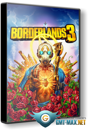 Borderlands 3 Super Deluxe Edition (2019/RUS/ENG/EpicStore-Rip)