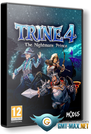 Trine 4: The Nightmare Prince v.1.0.0.8236 + DLC (2019/RUS/ENG/RePack от xatab)