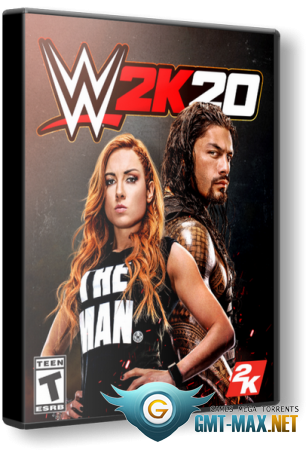 WWE 2K20 Deluxe Edition (2019/ENG/RePack от xatab)