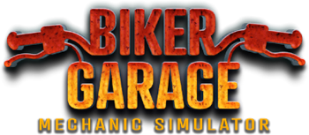 Biker Garage: Mechanic Simulator build 4577198 + DLC (2019/RUS/ENG/RePack от xatab)