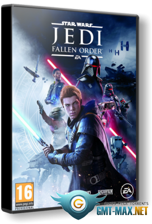 Star Wars Jedi: Fallen Order Deluxe Edition (2019/RUS/ENG/RePack от xatab)