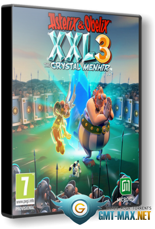 Asterix & Obelix XXL 3 The Crystal Menhir (2019/RUS/ENG/Лицензия)