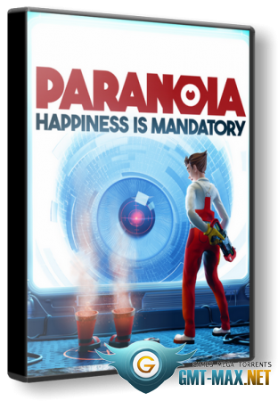Paranoia: Happiness is Mandatory (2019/RUS/ENG/RePack)