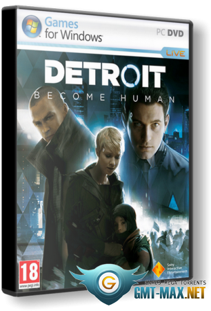 Detroit: Become Human на ПК / PC (2019/RUS/ENG/EpicStore-Rip)