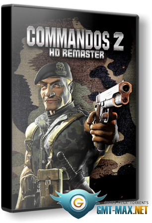 Commandos 2 HD Remaster v.1.09 (2020/RUS/ENG/GOG)