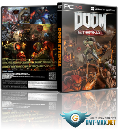 DOOM Eternal Deluxe Edition (2020/RUS/ENG/Лицензия)