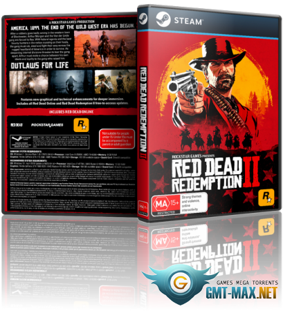 Red Dead Redemption 2: Ultimate Edition (2019/RUS/ENG/Steam-Rip)
