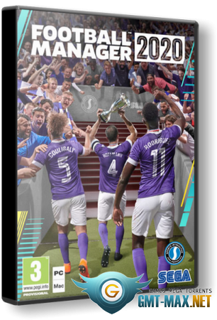 Football Manager 2020 (2019/RUS/ENG/RePack)