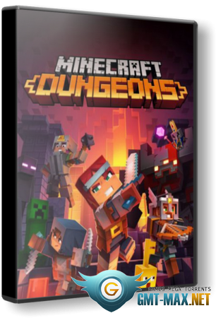 Minecraft Dungeons (2020/RUS/ENG/Пиратка)