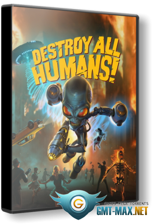 Destroy All Humans! v.1.4 + DLC (2020/RUS/ENG/GOG)