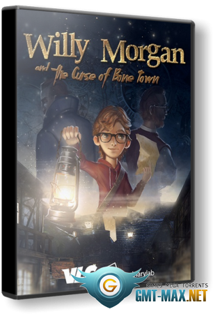 Willy Morgan and the Curse of Bone Town (2020/RUS/ENG/Лицензия)